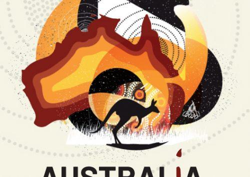 Australia. Un giro in bicicletta